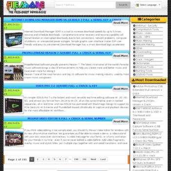 Fileshore.net thumbnail