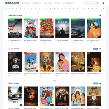 list of tagalog movies free download