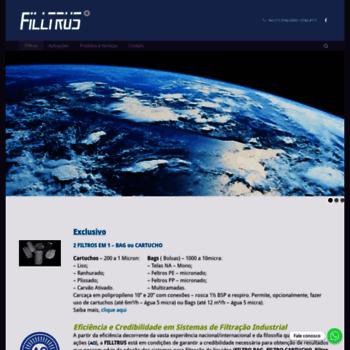 Filltrus.com.br thumbnail