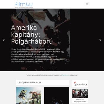 Film4u.hu thumbnail