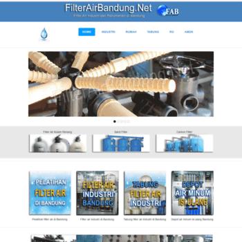 Filterairbandung.net thumbnail