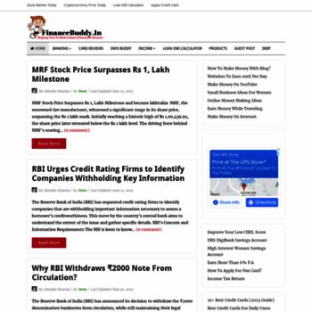 financebuddy in at WI  Finance Buddy - Helping You To Make