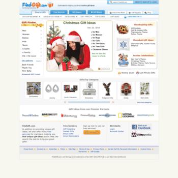 Findgift.com thumbnail