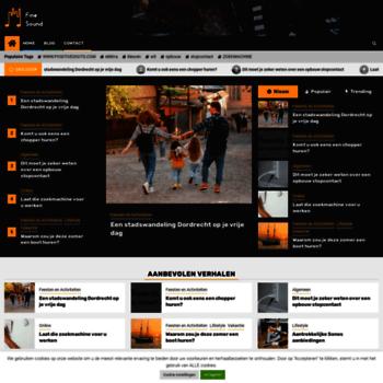 Finesound.nl thumbnail