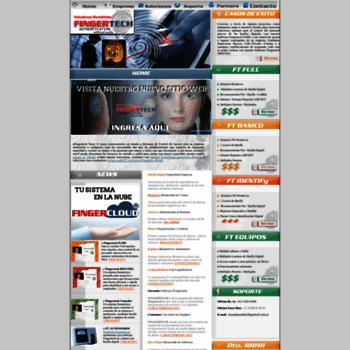Fingertech.com.ar thumbnail