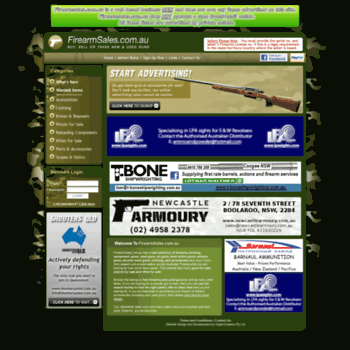 Firearmsales.com.au thumbnail