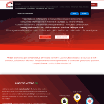 Fireless.it thumbnail