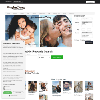 een internationale dating site