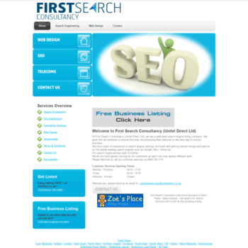 Firstsearchconsultancy.co.uk thumbnail