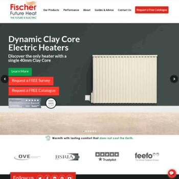 Fischer Storage Heaters >> Fischerfutureheat Com At Wi Fischer Future Heat