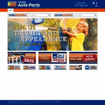 Fisher Auto Parts >> Fisherautoparts Com At Wi Fisher Auto Parts Auto Parts