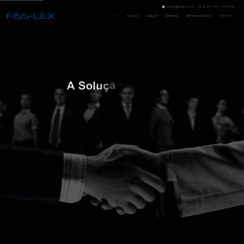 Fisslex.com.br thumbnail