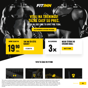 Fitinn.sk thumbnail