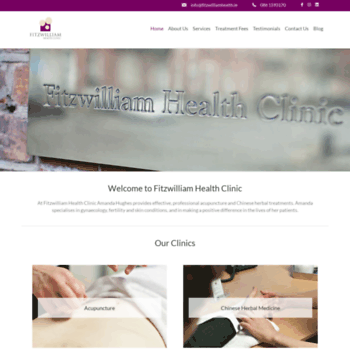 Fitzwilliamhealth.ie thumbnail