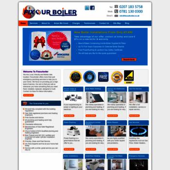 Fixourboiler.co.uk thumbnail