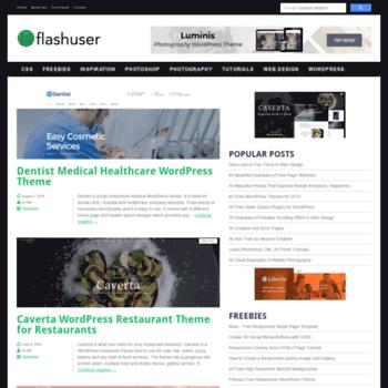 Flashuser.net thumbnail