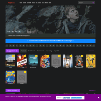 flenixmovies pro at WI  Flenix Movies - 1080p Quality Movies