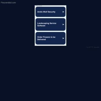Fleuranddot.com thumbnail