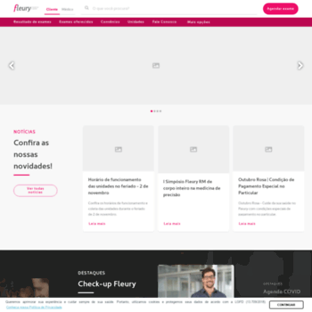 Fleury.com.br thumbnail