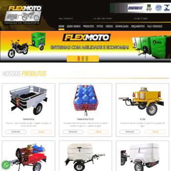 Flexmoto.com.br thumbnail