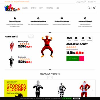 Flexsuit.fr thumbnail