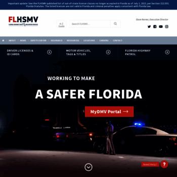 Flhsmv.gov thumbnail