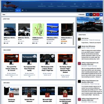 flightsim com at WI  FlightSim Com - Home - PC Flight