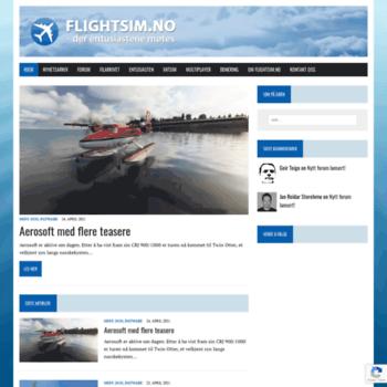 Flightsim.no thumbnail