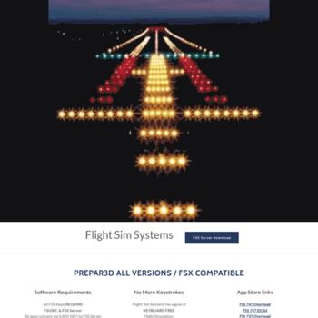 Flightsimsystemsllc.com thumbnail