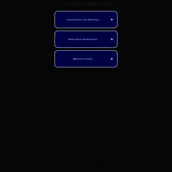 cd03de5f17f9 flipflopsonthebeach.com at WI. Flip Flops On The Beach - Guana Cay ...