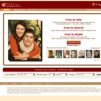 flirtnet Internet Dating dynamisk semantisk matchmaking
