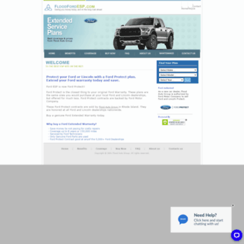 Ford Extended Warranty >> Floodfordesp Com At Wi Ford Extended Warranty Geniune Ford Esp Sales
