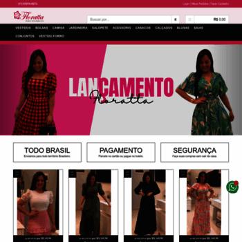 Florattamodas.com.br thumbnail
