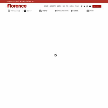 Florence.or.jp thumbnail
