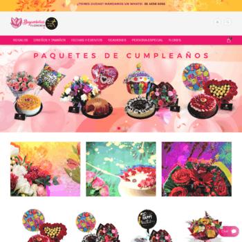 Floreriabugambilias.com.mx thumbnail