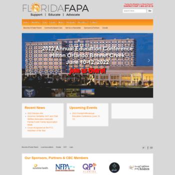 Floridafapa.org thumbnail