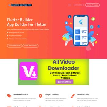 flutterappbuilder club at WI  Flutter App Builder