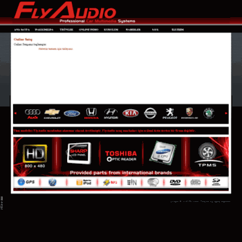 Flyaudio.com.tr thumbnail