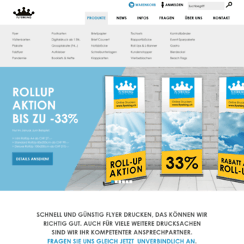 Flyerking Ch At Wi Flyer Druck Bei Flyerking Print More
