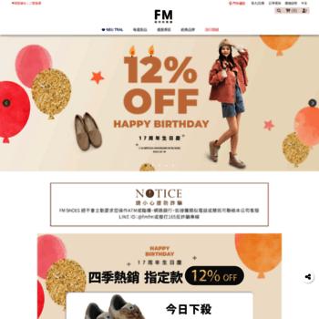 Fmshoes.com.tw thumbnail