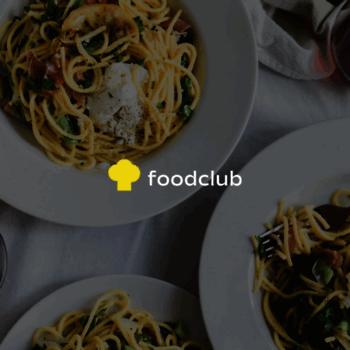 Foodclub.ru thumbnail