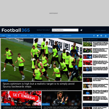 Football365.com thumbnail