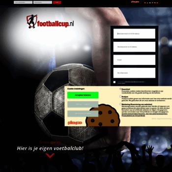 Footballcup.nl thumbnail