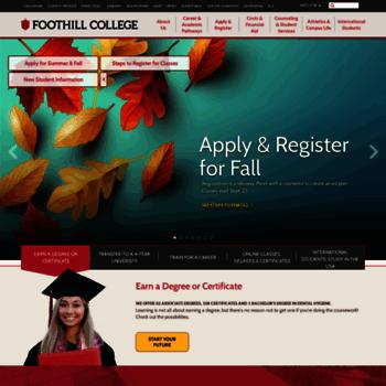 Foothill.edu thumbnail