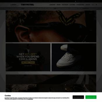 4505f73f993 footpatrol.co.uk at WI. Footpatrol - Latest Premium Footwear ...