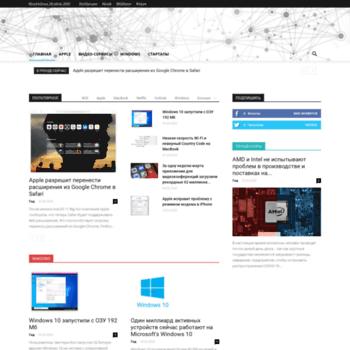 Веб сайт for-us.nl