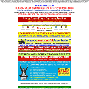Forex currency trading in chennai