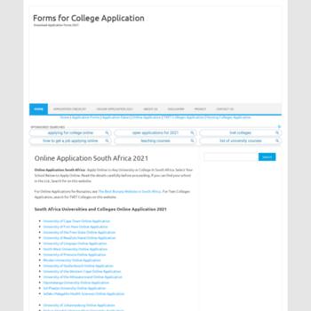 Forms24.co.za thumbnail