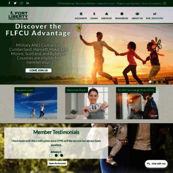 Fortbraggfcu Org At Wi Fort Bragg Fcu Best Credit Union In