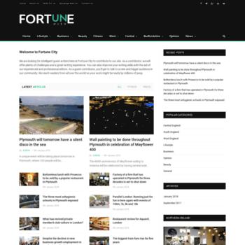 Fortunecity.co.uk thumbnail